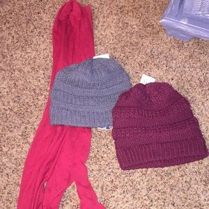 Accessories - warm clothes